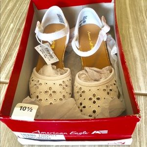 American Eagle Toddler Sz 10 1/2 Shoes Brand New